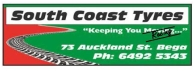 south coast tyres logo